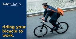 VCTC Rideshare Bike to Work