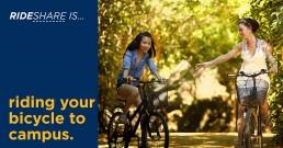 VCTC Rideshare Bike to School