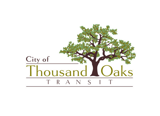 VCTC Thousand Oaks Transit Logo