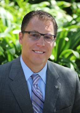 VCTC Executive Director Darren Kettle