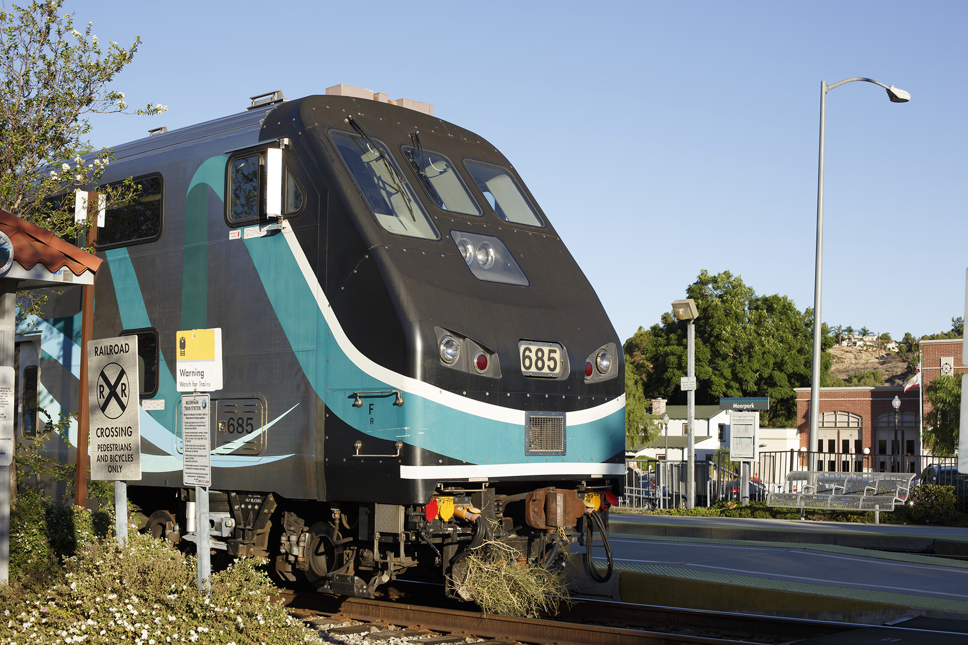 train – ventura county transportation commission