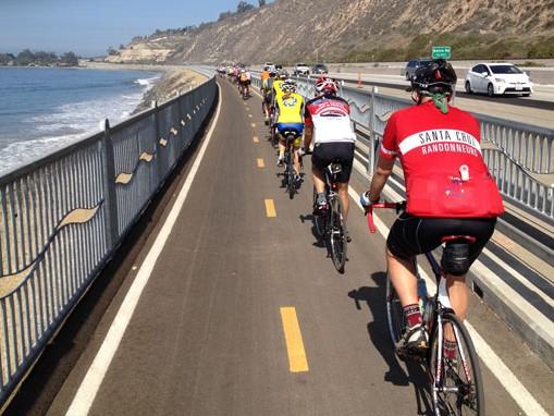 VCTC Bike Along Highway 101